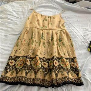 Anthropologie size 8 dress